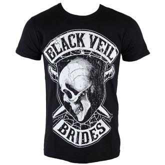 Herren T-Shirt  Black Veil Brides - Hollywood - ROCK OFF, ROCK OFF, Black Veil Brides