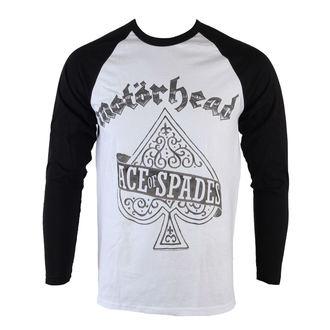Herren Longsleeve Motörhead - Ace Of Spades - ROCK OFF, ROCK OFF, Motörhead