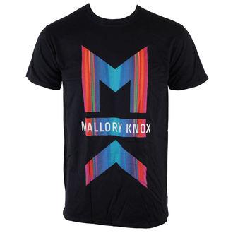 Herren T-Shirt  Mallory Knox - Asymmetrie - ROCK OFF, ROCK OFF, Mallory Knox