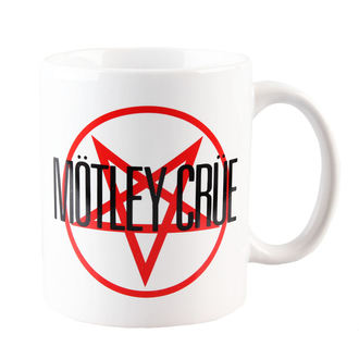 Tasse Mötley Crüe - Shout At The Devil Logo - ROCK OFF, ROCK OFF, Mötley Crüe