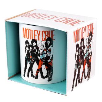 Tasse Mötley Crüe - Vintage - ROCK OFF, ROCK OFF, Mötley Crüe