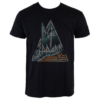 Herren T-Shirt  Def Leppard - Pyramid - LIVE NATION - PE12715TSBP