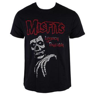 Herren T-Shirt  Misfits - Legacy Of Brutality - LIVE NATION, LIVE NATION, Misfits