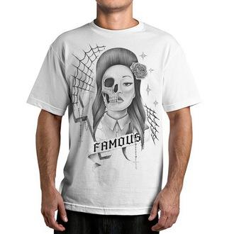 Herren T-Shirt  FAMOUS STARS & STRAPS - Sinister, FAMOUS STARS & STRAPS