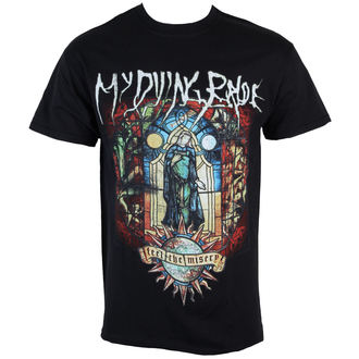 Herren T-Shirt  My Dying Bride - Feel The Misery - RAZAMATAZ