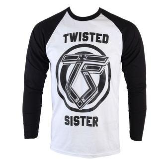 Herren Langarmshirt Twisted Sister - Logo - RAZAMATAZ, RAZAMATAZ, Twisted Sister