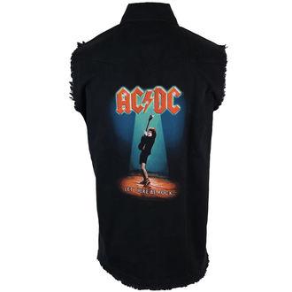 Herren Weste  AC/DC - Let There Be Rock - RAZAMATAZ, RAZAMATAZ, AC-DC