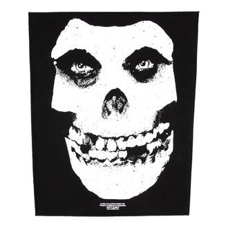 Großer Aufnäher     Misfits - Face Skull - RAZAMATAZ, RAZAMATAZ, Misfits