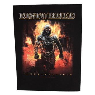 Großer Aufnäher     Disturbed  - Indestructible - RAZAMATAZ, RAZAMATAZ, Disturbed