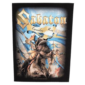 Großer Aufnäher     Sabaton - Carolus Rex - RAZAMATAZ, RAZAMATAZ, Sabaton