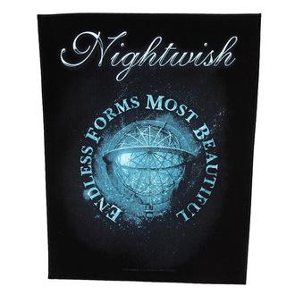 Großer Aufnäher     Nightwish - Endless Forms Sphere - RAZAMATAZ, RAZAMATAZ, Nightwish