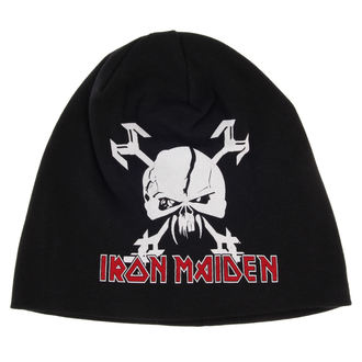 Strickbeanie  Iron Maiden - Final Frontier , RAZAMATAZ, Iron Maiden