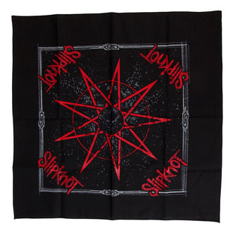 Schal Slipknot - Nine Pointed Star - RAZAMATAZ, RAZAMATAZ, Slipknot