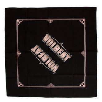 Schal Volbeat - Raven Logo - RAZAMATAZ, RAZAMATAZ, Volbeat