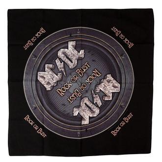 Schal AC/DC - Rock Or Bust - RAZAMATAZ, RAZAMATAZ, AC-DC
