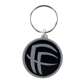 Schlüsselanhänger Fear Factory - Logo - RAZAMATAZ, RAZAMATAZ, Fear Factory