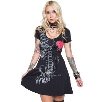 Frauenkleidung IRON FIST - Wishbone II - Black, IRON FIST