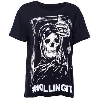 Herren T-Shirt  IRON FIST- Killing It Boyfriend - Black, IRON FIST