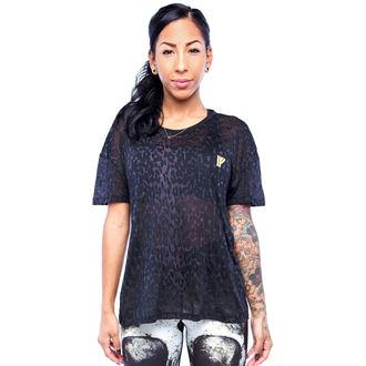 Damen T-Shirt  IRON FIST - Seeing Spots - Black, IRON FIST