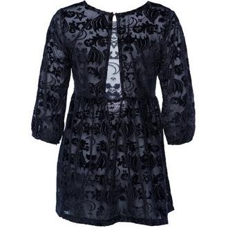 Frauenkleidung IRON FIST - Bat Royalty - Black