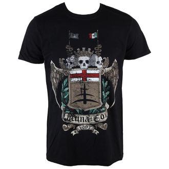 Herren T-Shirt  Lacuna Coil - Shield - PLASTIC HEAD - PH8887