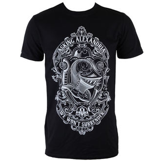 Herren T-Shirt  Asking Alexandria - We Won't Surrender - PLASTIC HEAD, PLASTIC HEAD, Asking Alexandria