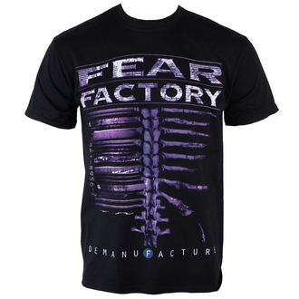 Herren T-Shirt  Fear Factory - Demanfacture - PLASTIC HEAD, PLASTIC HEAD, Fear Factory