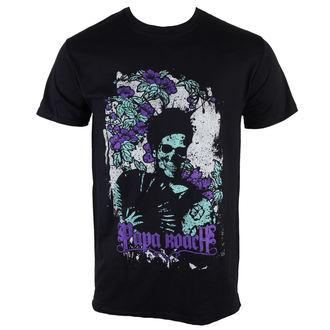 Herren T-Shirt  Papa Roach - Flower Skull - PLASTIC HEAD, PLASTIC HEAD, Papa Roach