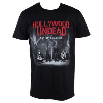 Herren T-Shirt  Hollywood Undead - Day Of The Dead - PLASTIC HEAD, PLASTIC HEAD, Hollywood Undead