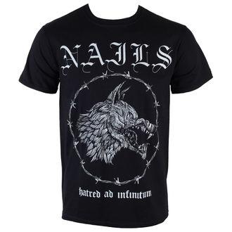 Herren T-Shirt  Nails - Abandon All Life - PLASTIC HEAD, PLASTIC HEAD, Nails