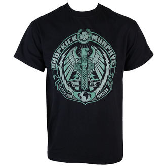 Herren T-Shirt  Dropkick Murphys - Celtic Invasion Eagle - Black - KINGS ROAD, KINGS ROAD, Dropkick Murphys
