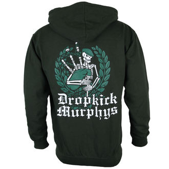 Herren Hoodie  Dropkick Murphys - Piper - Green Forest - KINGS ROAD, KINGS ROAD, Dropkick Murphys