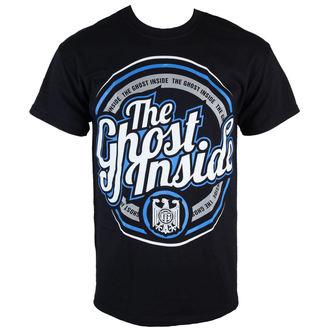 Herren T-Shirt  The Gost Inside - Circle Logo - Black - KINGS ROAD, KINGS ROAD, The Ghost Inside