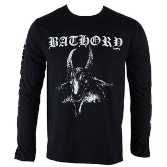 Herren Longsleeve Bathory - Goat - PLASTIC HEAD, PLASTIC HEAD, Bathory