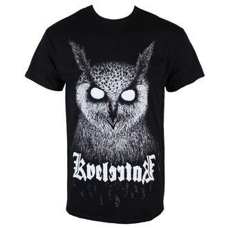 Herren T-Shirt  KINGS ROAD - Kvelertak - Barlett Owl - Black - KINGS ROAD, KINGS ROAD, Kvelertak