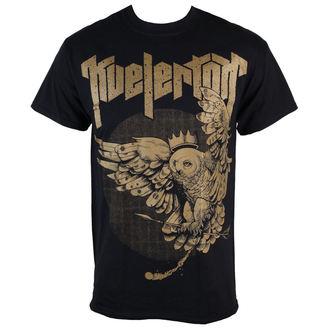 Herren T-Shirt  Kvelertak - Owl King - Black - KINGS ROAD, KINGS ROAD, Kvelertak