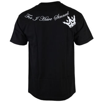 Herren T-Shirt  MAFIOSO - Confessions - Black, MAFIOSO