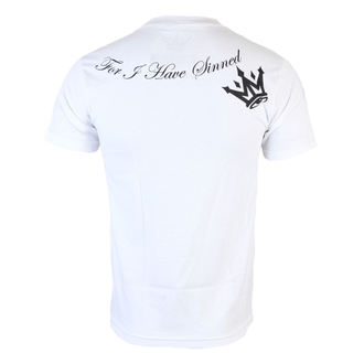 Herren T-Shirt  MAFIOSO - Confessions - White, MAFIOSO