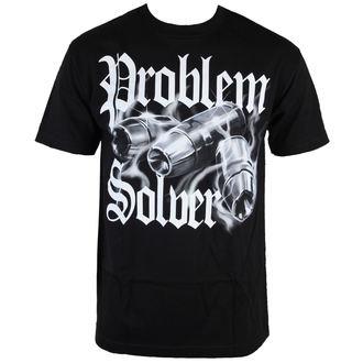 Herren T-Shirt  MAFIOSO - Problem Solver - Black, MAFIOSO
