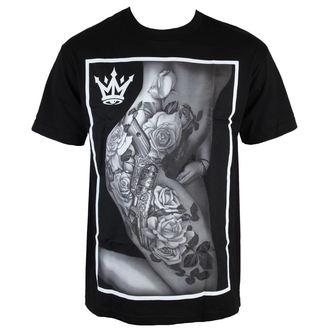Herren T-Shirt  MAFIOSO - Body Art - Black, MAFIOSO