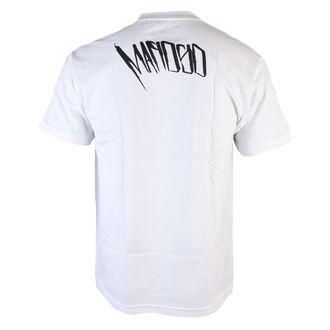 Herren T-Shirt  MAFIOSO - Body Art - White, MAFIOSO