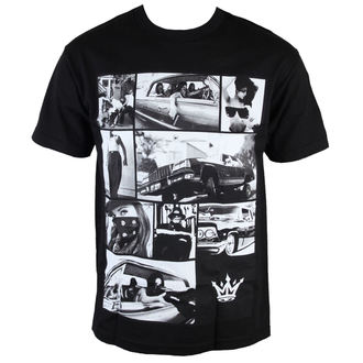 Herren T-Shirt  MAFIOSO - Barrio - Black, MAFIOSO