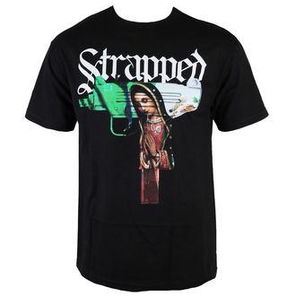 Herren T-Shirt  MAFIOSO - Strapped - Black, MAFIOSO