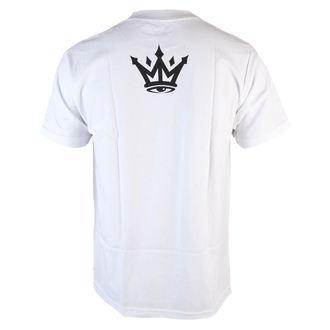 Herren T-Shirt  MAFIOSO - Strapped - White, MAFIOSO