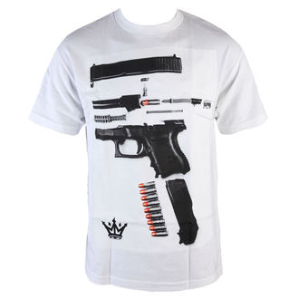 Herren T-Shirt  MAFIOSO - Mobbin 2.0 - White, MAFIOSO