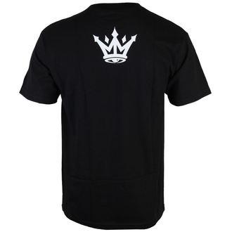 Herren T-Shirt  MAFIOSO - Ski Maske - Black, MAFIOSO
