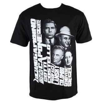 Herren T-Shirt  MAFIOSO - Mobbin 2.0 - Black, MAFIOSO