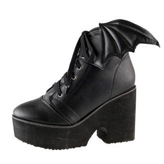 Damenschuhe IRON FIST - Bat Wing - Black - 70751IFLLIC
