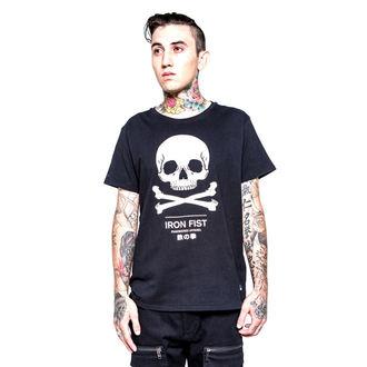 Herren Street T-Shirt - Engineered Graphic - IRON FIST, IRON FIST