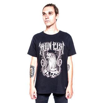 Herren T-Shirt  IRON FIST - Tiger Strike - Black, IRON FIST